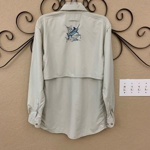 Guy Harvey fishing shirt by AfCo bluewater